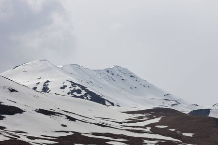 A Georgia mountains near Kazbek photo