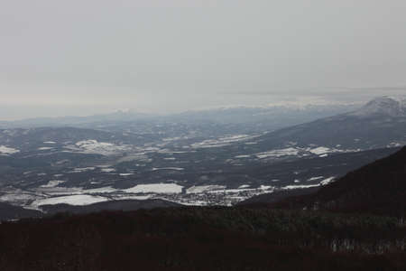 Winter in the Crimean Mountains photo