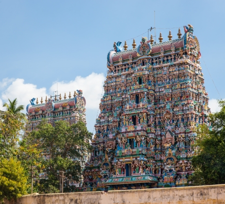 tamil nadu: The Great Indian temple in Tamil Nadu