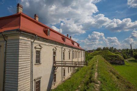 sobieski: Polish castle, on the territory of modern Ukraine