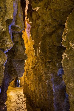 cristal: In a Ukrainian cave Cristal