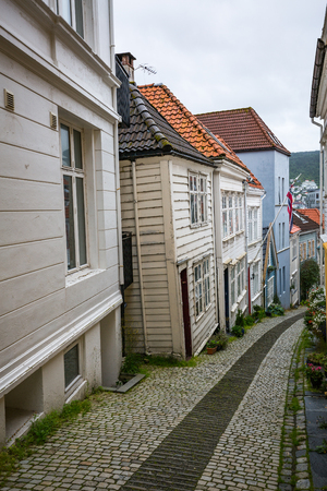 beautifull: A beautifull old streets of Bergen