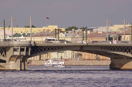 Saint-Petersburg  Bridges