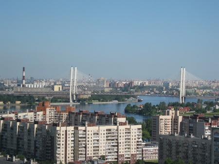 Saint-Petersburg  Bridges