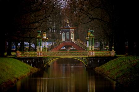 St Petersburg, voorsteden