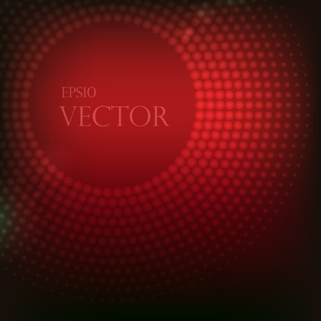 light red: Abstract colored shape for your business idea. Vector editable logo illustration.