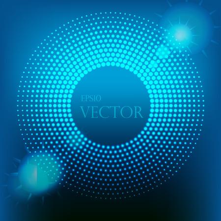 editable: Abstract colored shape for your business idea. Vector editable logo illustration.