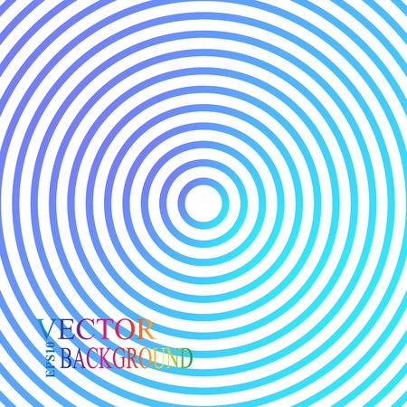 circulos concentricos: Dise�o de fondo met�lico azul y verde con c�rculos conc�ntricos