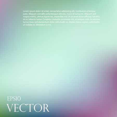 ambient: abstract blurred vector background with  ambient lighting  eps 10 vector illustration