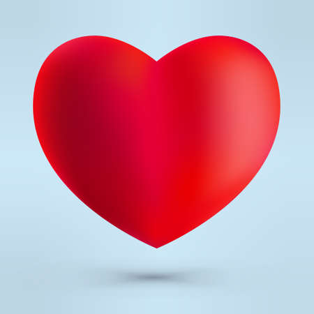 st valentines day: Heart  St. valentines day eps 10 vector illustration Illustration