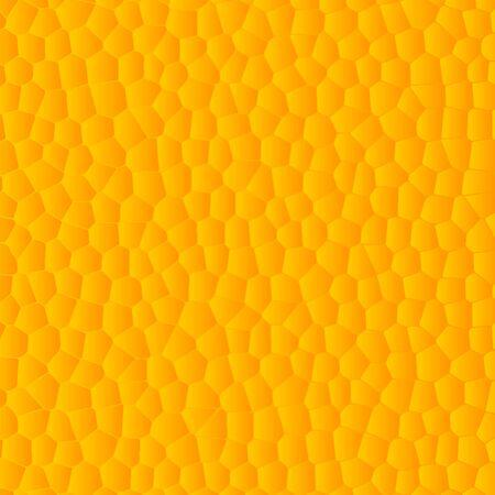cracked orange  pattern eps 10 vector illustration