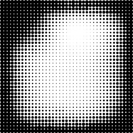 halftone: halftone background