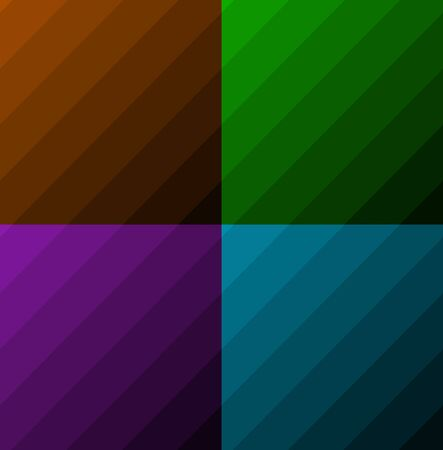 diagonal: Seamless geometric diagonal striped pattern Illustration