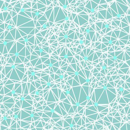buonanotte: Bella illustrazione della costellazione poligonale vettoriale di una notte stellata anche un bene per i temi del DNA Vettoriali