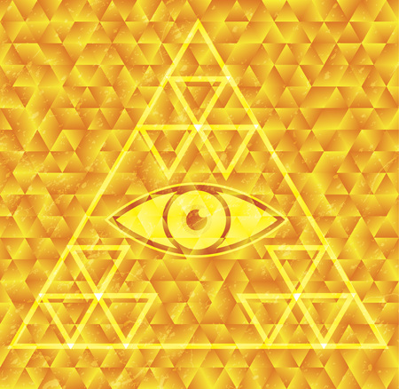 new world order: All seeing eye