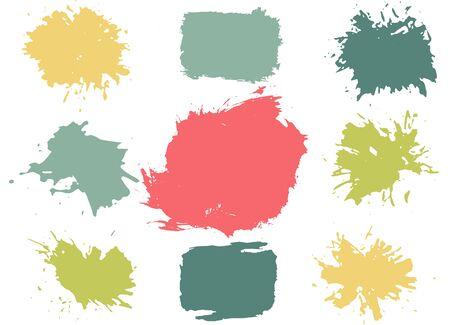 grunge shape: Grunge background. Retro background. Vintage background.Watercolor background. Business background. Abstract background. Hand drawn. Texture background. Abstract shape. Grunge shape