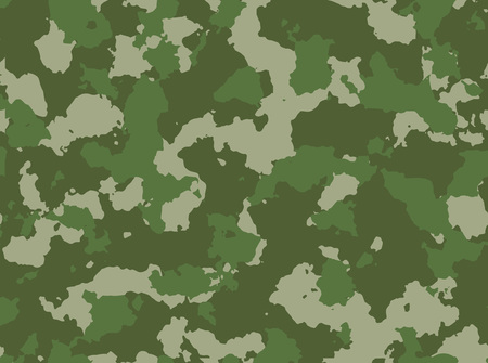 woodland: Seamless woodland camo pattern vector eps 10 vector illustration