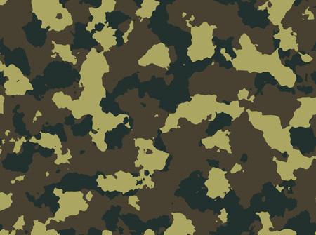 camoflauge: Seamless woodland camo pattern vector eps 10 vector illustration