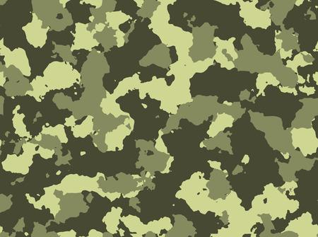 camo: Seamless woodland camo pattern vector eps 10 vector illustration