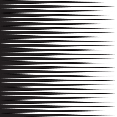 horizontal lines: Comic book speed horizontal lines background