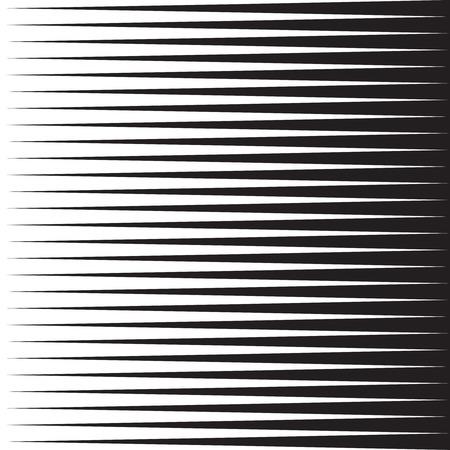 lineas horizontales: La velocidad del cómic líneas horizontales de fondo