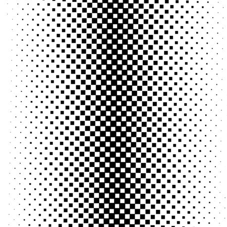 monochrome Seamless carré