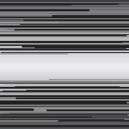 horizontal lines: Comic book speed horizontal lines background set. With a place for your text. Editable.