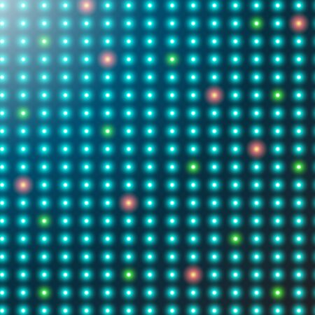 blue background texture: Abstract smooth background with glowing rows of halftone dots