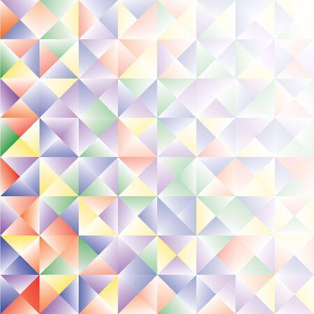 absztrakt háttér álló háromszögek