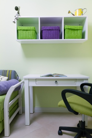 Childrens room interior design photo
