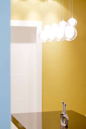 Inter design  in a new house. Stock Photo - 12611729