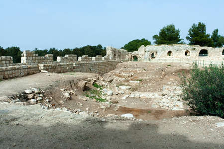 archaeological: Archaeological excavations in Israel