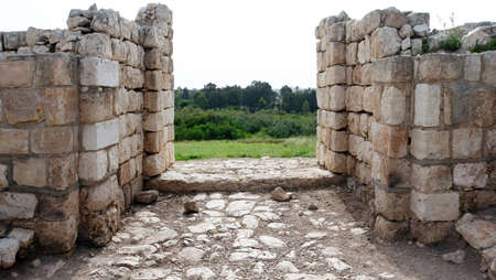 ancient israel: Archaeological excavations in Israel