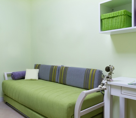 Childrens room interior design Stock Photo