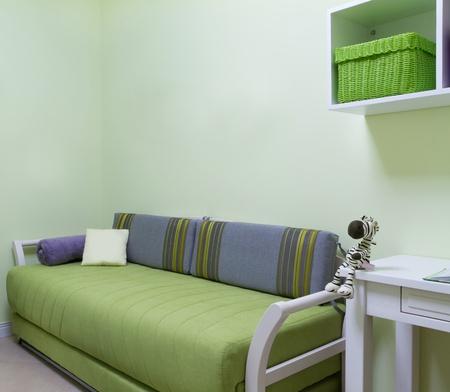 Children's room interior design Banco de Imagens