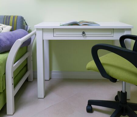 Children's room interior design Stock Photo - 13144623