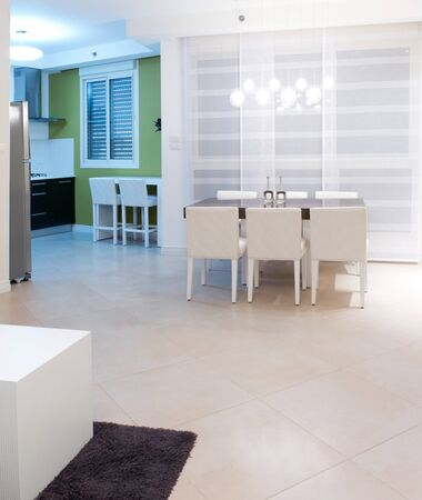 Inter design in a new house.  Stock Photo - 13144628