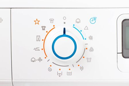 Washing Machine Appliance Dial photo