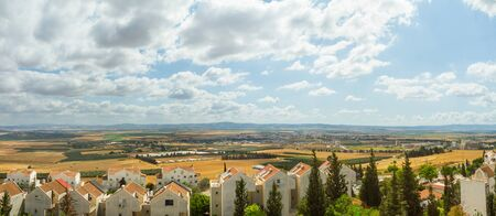 settlements: Afula. City ??of development in North of Israel. Editorial