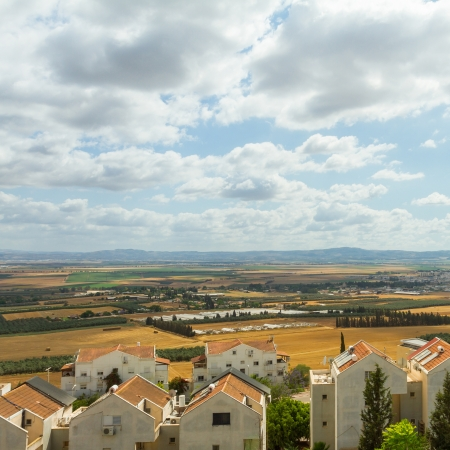 Afula  City of development in north of Israel  Province in northern Israel