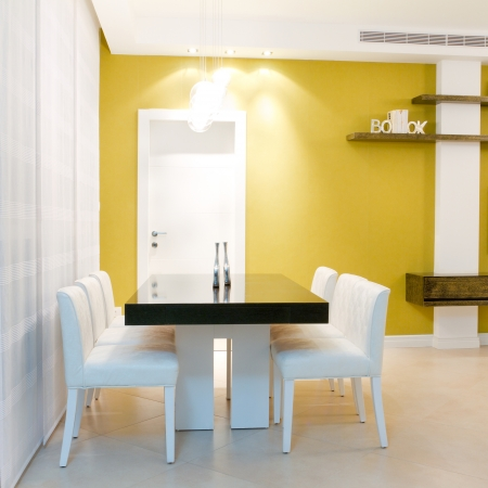 Inter design in a new house   Stock Photo - 13985578