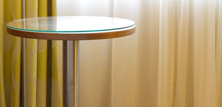 warm home: Bedroom Interior modern design  Stock Photo