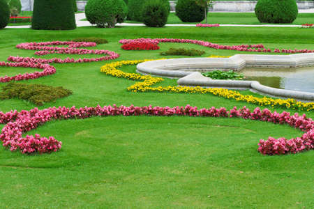 Botanical Garden of the University of Vienna in Austria photo