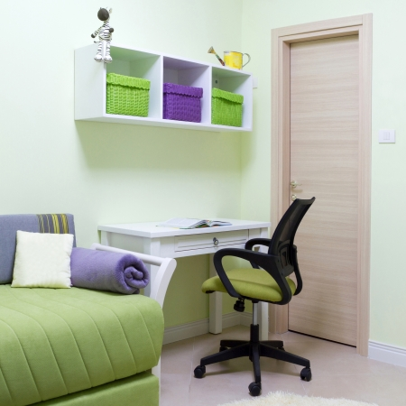 Children's room interior design Stock Photo - 15759115