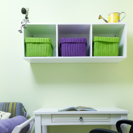 Children's room interior design photo