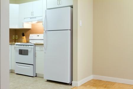 Moderne keuken interieur in het nieuwe huis