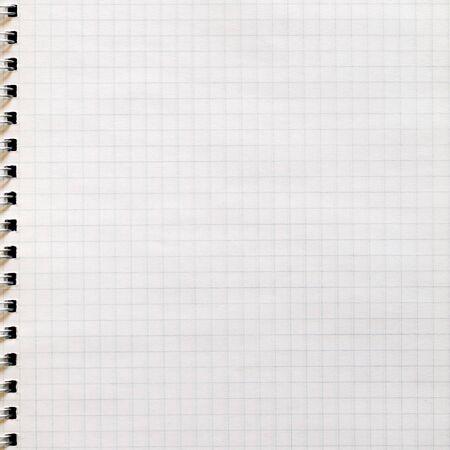 ring binder: Blank Notepad