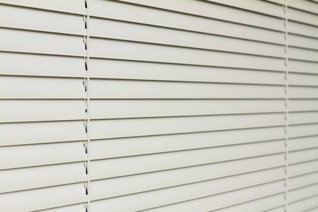 Metal Blinds with drawstring. Blinds texture Stock Photo - 16083592