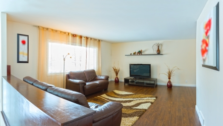 Interior design in a new house Stock Photo - 18988643