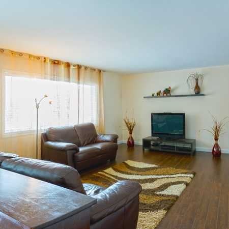 Interior design in a new house Stock Photo - 18988659